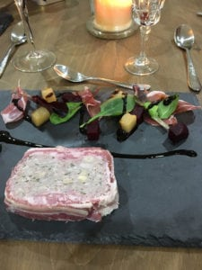Easy Pork Terrine - This starter recipe is perfect for dinner parties as its easy to make but also tastes amazing | AmateurChef.co.uk
