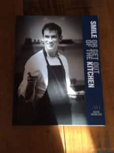 Adam Handling Book Review - Smile Or Get Out The Kitchen | AmateurChef.co.uk