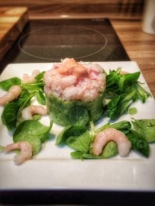 Prawn Cocktail Stack