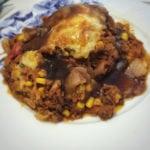 Vegetarian Cottage Pie1