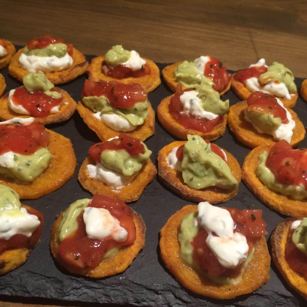 Mexican Sweet Potato Discs1