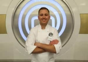 Scott Barnard MasterChef the professionals 2015 finalist - check out his interview with http://www.amateurchef.co.uk