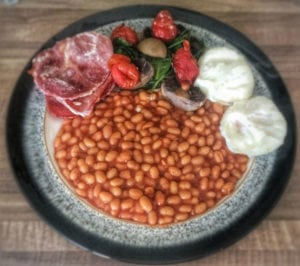 Slimming World Full English Breakfast