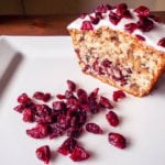 Cranberry & Walnut Cake