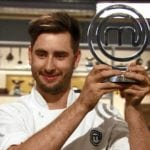 Mark Stinchcombe MasterChef Professionals 2015 Winner