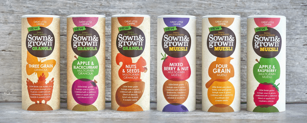 Sown and Grown Collection
