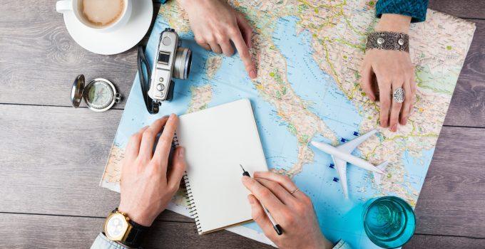Honeymoon Part 1 – Planning The Trip!