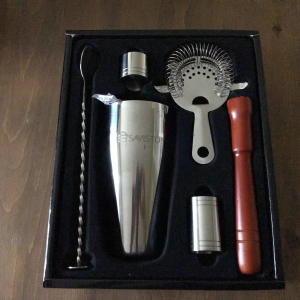 Savisto Cocktail Making Kit