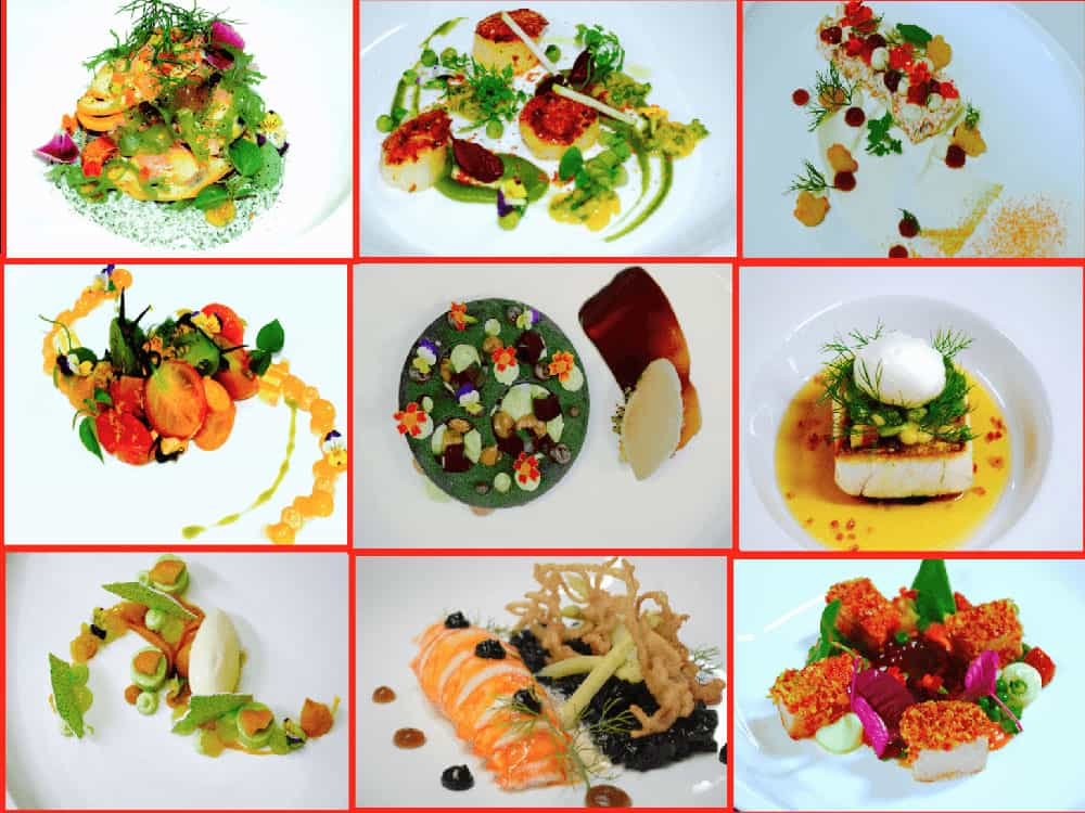 Check out these incredible dishes from Darren Watson - AmateurChef.co.uk