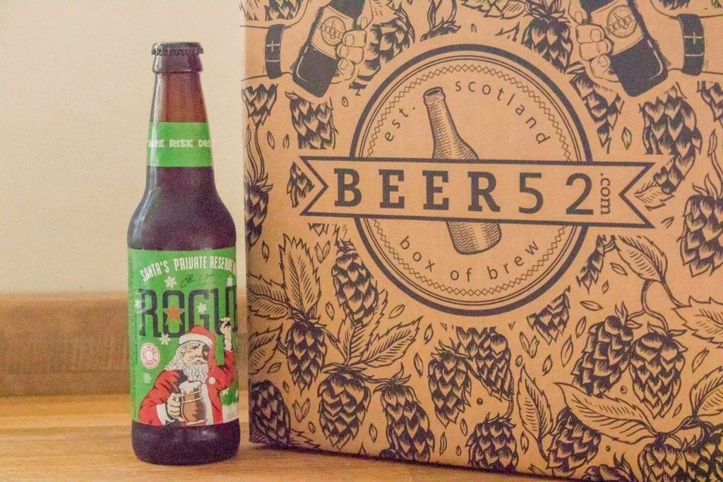 Beer52 Review - Rogue Santas Private Reserve