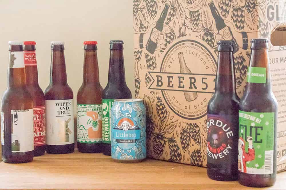 Review of Beer52 - Beer subscription service. Great service with some excellent beers. Get your exclusive Beer52 Voucher for £10 off