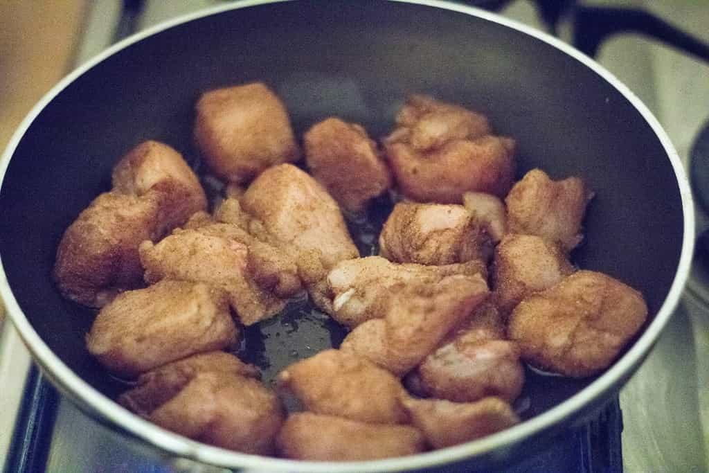 creamy chicken 2 - Dinner recipe | Amateurchef.co.uk