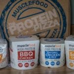 MuscleFood Pizza and other Lunches | AmateurChef.co.uk