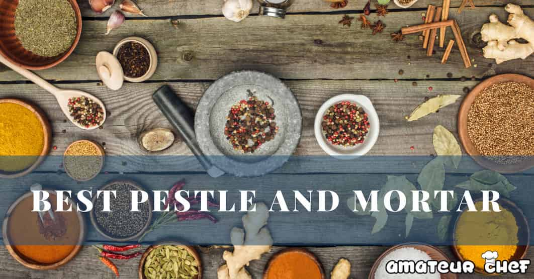 Best Pestle and Mortar Featured Image | AmateurChef.co.uk