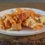 chicken and chorizo pasta bake | yummy midweek meal that is quick to make and tastes amazing | amateurchef.co.uk