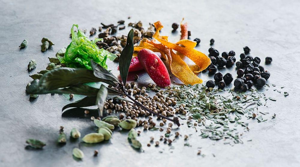 Homemade Gin Botanicals | AmateurChef.co.uk